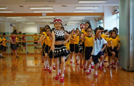 Dancing nurtures confidence and sense of achievement