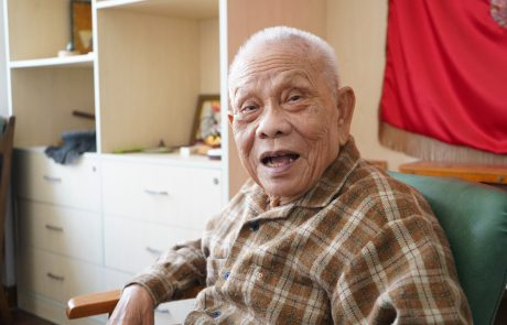 Recognising elderly's life stories and achievements